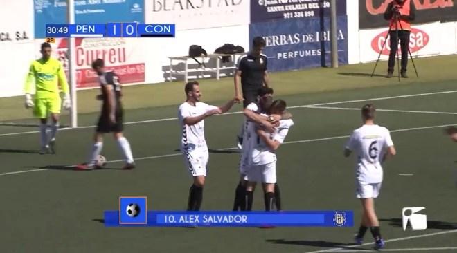 Futbol: Penya Esportiva - Constància 10/03/2019