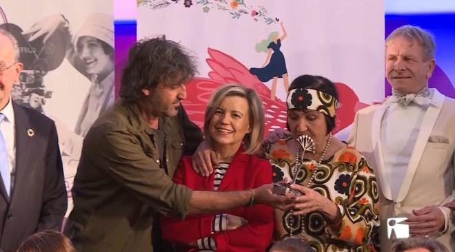 21/03/2019 'Moonface, una dona en la guerra' guanya la Biznaga de plata al Festival de Malaga