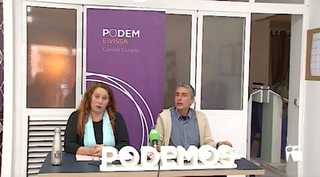 09/04/2019 Podem vol la destitució de Miquel Mir
