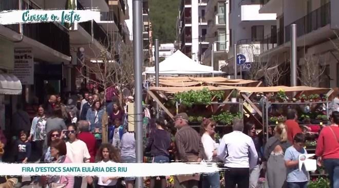 15/04/2019 Eivissa en Festes – Fira d'Estocs a Santa Eulària des Riu
