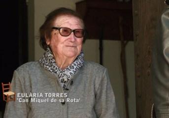 11/04/2019 Sa Cadira des majors: Eulària Torres 'Can Miquel de Sa Rota'