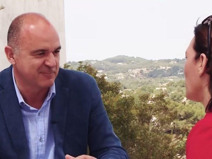 15/05 Especial Entrevista: Vicent Marí