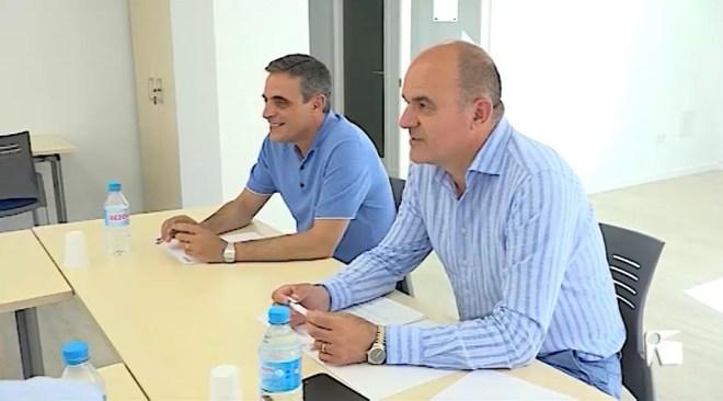 06/06/2019 El PP ofereix la vicepresidència del Consell d'Eivissa a Ciutadans