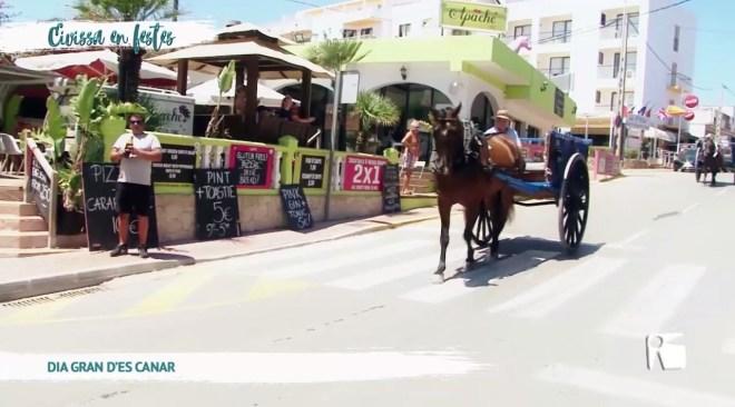 10/07/2019 Eivissa en Festes - Dia Gran d'Es Canar