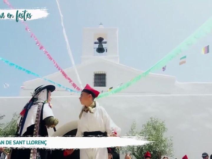 10/08/2019 Eivissa en Festes – Dia gran de Sant Llorenç