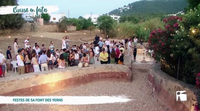 12/08 Eivissa en Festes - Festes de sa Font des Yerns