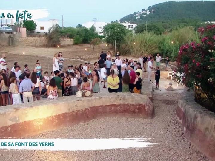 12/08 Eivissa en Festes – Festes de sa Font des Yerns