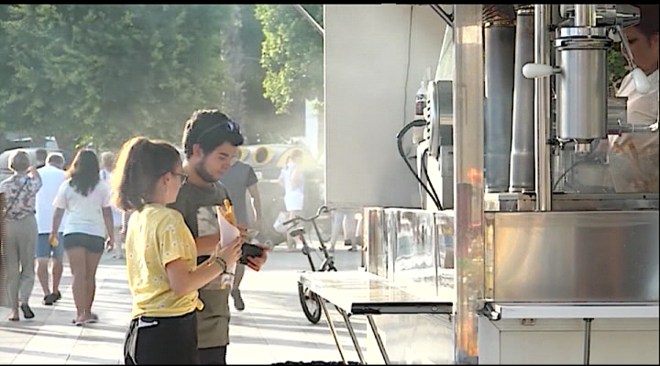22/08/2019 Els paradistes tornen a Sant Antoni
