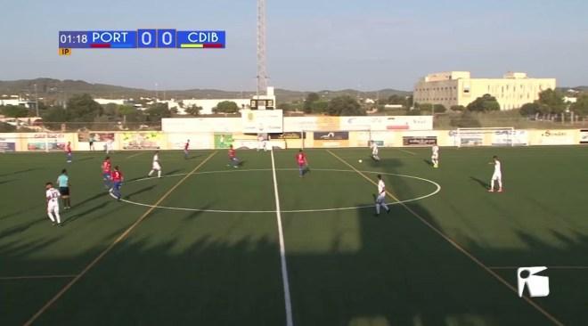 01/09/2019 Futbol: SD Portmany – CD Ibiza