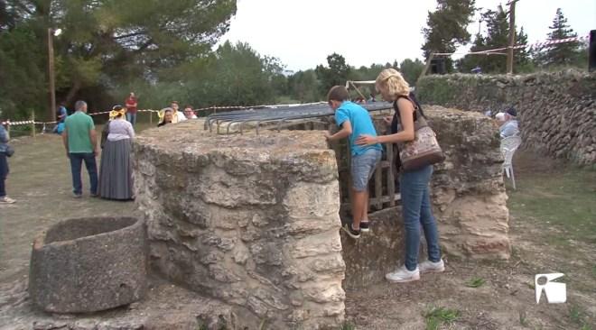 14/10/2019 Ballada de pou a Micolau per mantenir la tradició a Sant Rafel