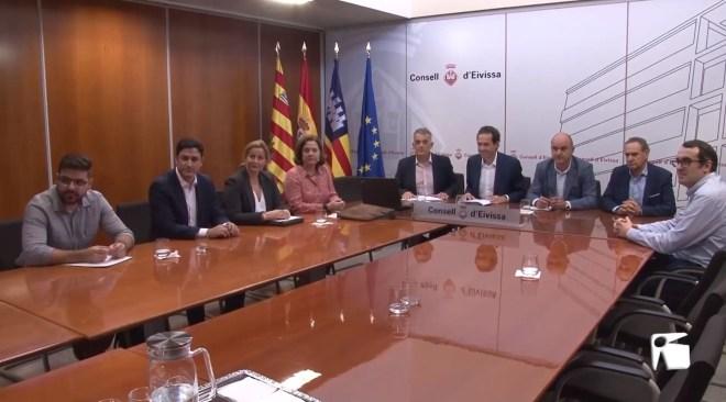 14/10/2019 Eivissa podria tenir vols directes amb Miami, Nova York i Toronto en els propers 3 anys