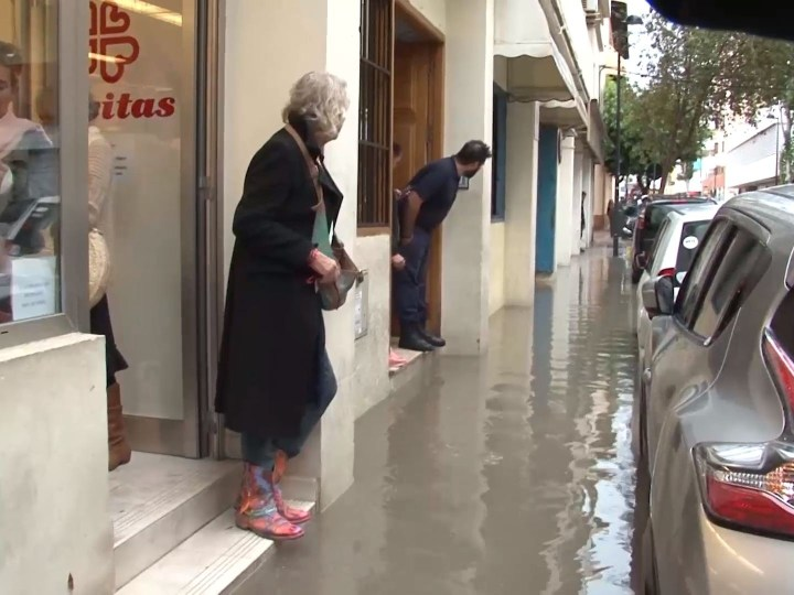 22/10/2019 La Dana torna a inundar es Pratet