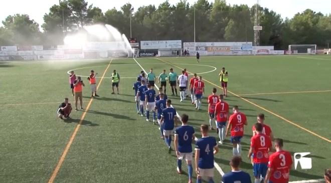 08/11/2019 Derbi entre el CD Eivissa i el Sant Rafel