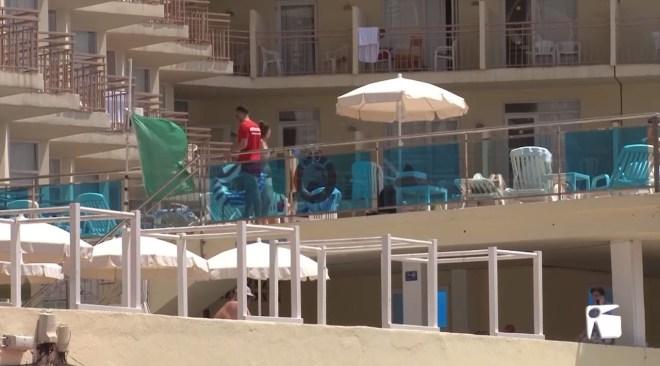 11/11/2019 Lleugera baixada en l'ocupació hotelera