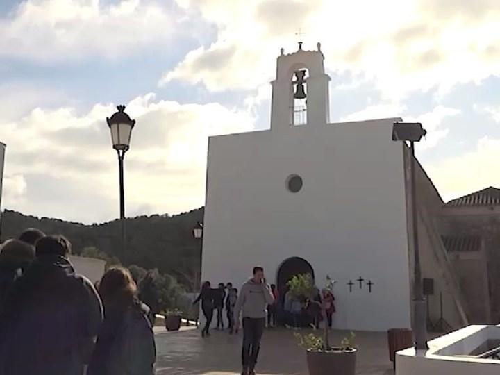25/11/2019 S'esglèsia de Sant Agustí celebra 2 segles de vida