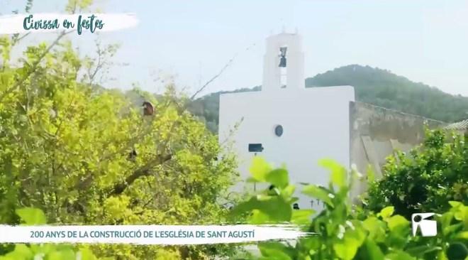 22/11 Eivissa en Festes - 200 anys de l'esglèsia de Sant Agustí