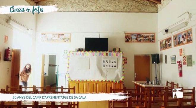 13/12 Eivissa en Festes - 50 anys del Camp d'Aprenentatge