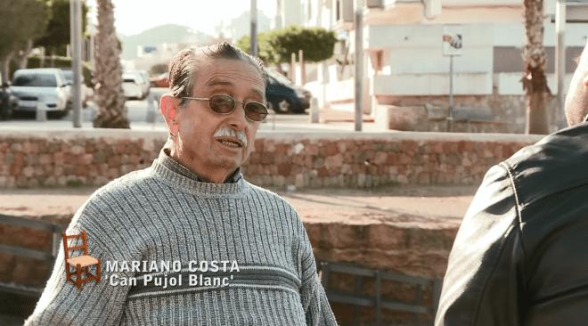 12/12 Sa Cadira des Majors: Mariano Costa 'Can Pujol Blanc'