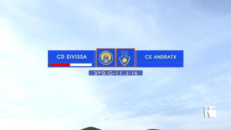 14/12 Futbol: CD Ibiza – CE Andratx