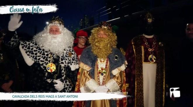 05/01/2020 Eivissa en Festes - Cavalcada dels Reis Mags a Sant Antoni de Portmany