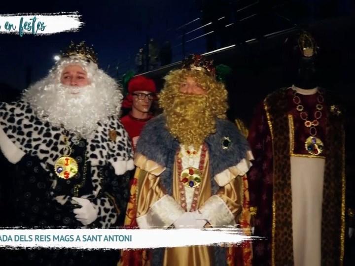 05/01/2020 Eivissa en Festes – Cavalcada dels Reis Mags a Sant Antoni de Portmany