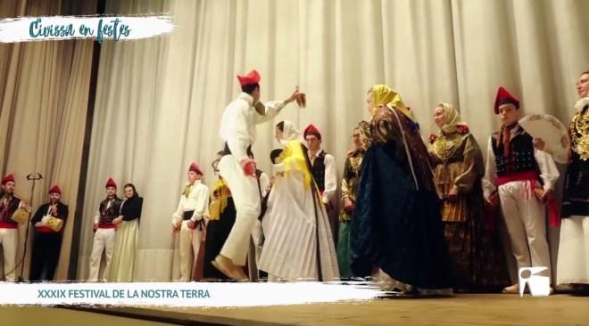 12/01 Eivissa en Festes - XXXIX Festival de la nostra terra