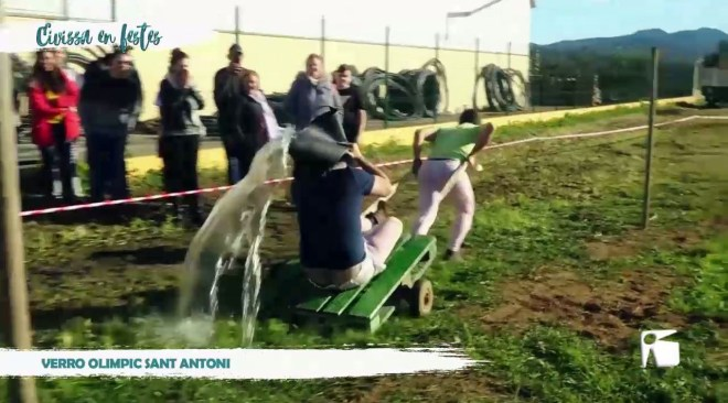 26/01 Eivissa en Festes - Verro Olimpic a Sant Antoni