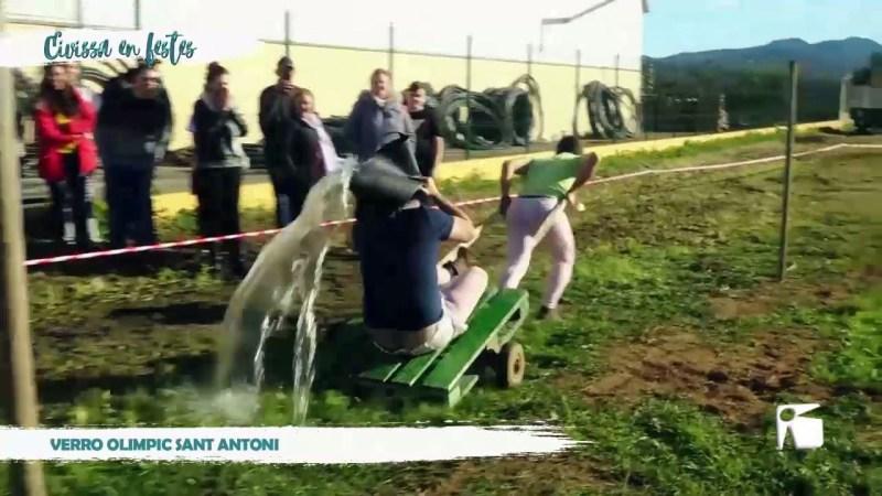26/01 Eivissa en Festes – Verro Olimpic a Sant Antoni