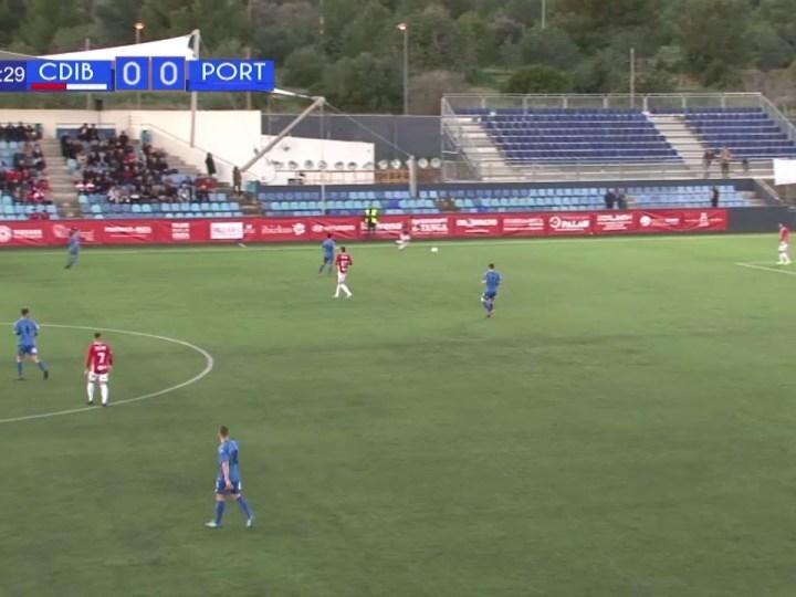 26/01 Futbol: CD Eivissa – SD Portmany