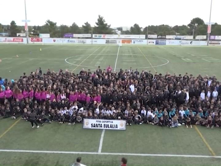 04/02/2020 La Penya presenta els seus equips