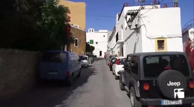 27/02/2020 Vila limitarà encara més l'aparcament a Dalt Vila