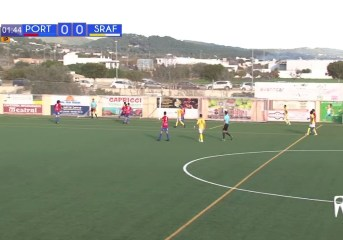 02/02 Futbol: SD Portmany - CF Sant Rafel