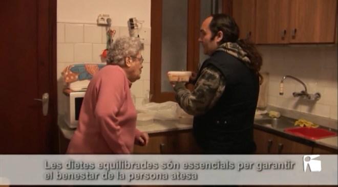 04/03/2020 Menjar a domicili preparat per APFEM-AKTUA