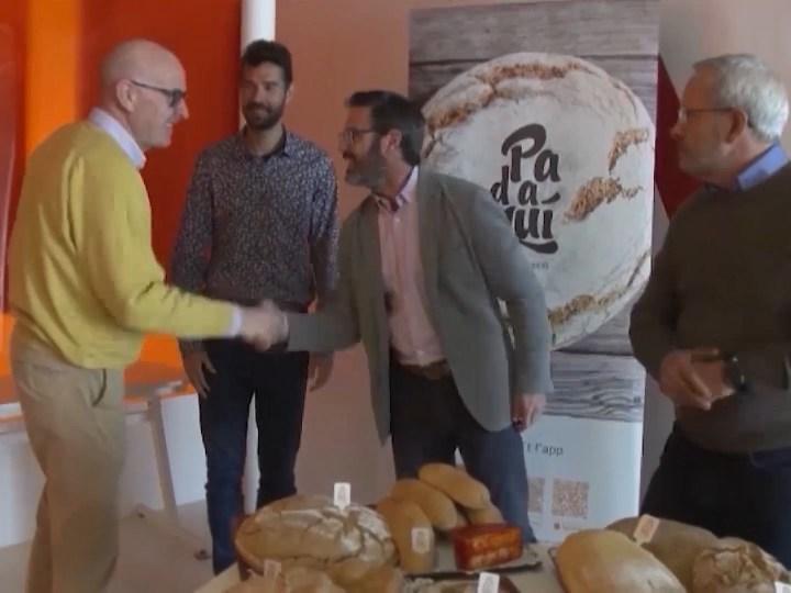 10/03/2020 Una APP per trobar el millor pa tradicional