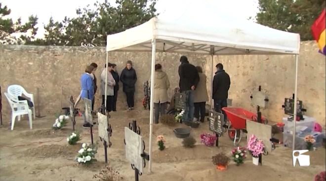 11/03/2020 Estudiaran la fossa del Cementiri Nou de Sant Francesc