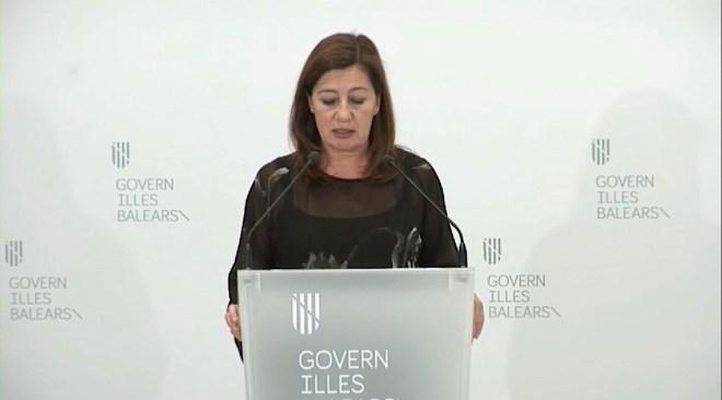 13/03/2020 El Govern balear anuncia que no hi haurà classes a partir de dilluns