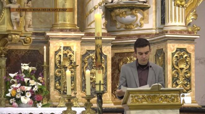 19/04 Missa del Segon Diumenge de Pasqua