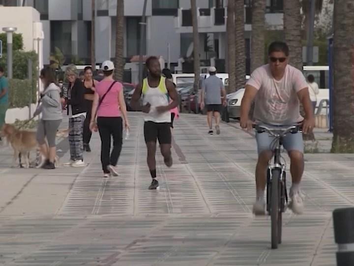 02/06/2020 'Boom' de venda de bicicletes
