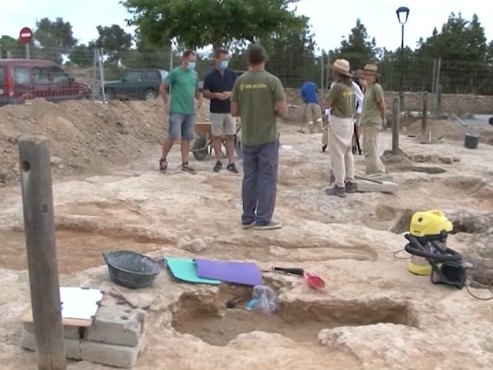 17/06/2020 Més tombes a la necròpolis de Sa Tanca Vella