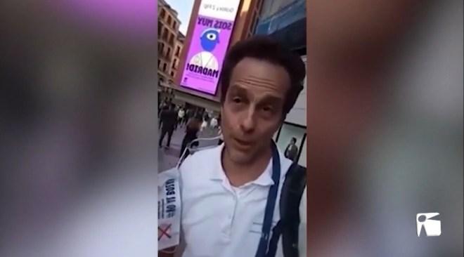 24/06/2020 Suspès un metge de Formentera per negar la pandèmia