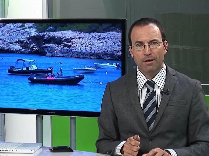 15/07/2020 Mor un home després que s'esfondrés la seva barca