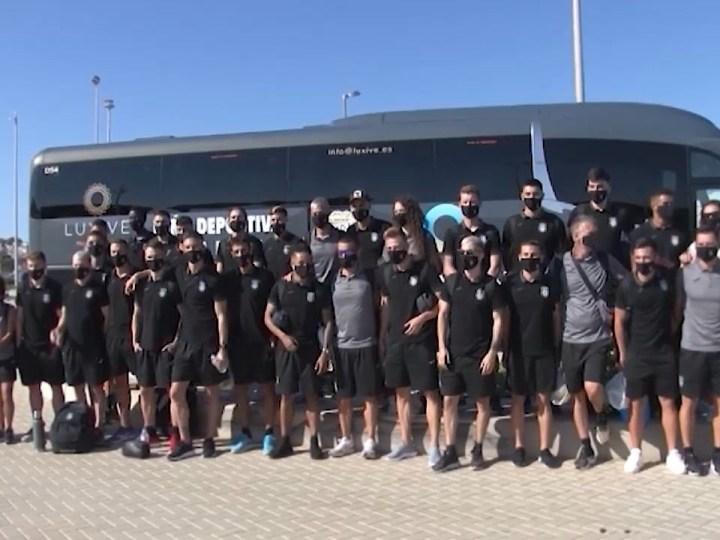 15/07/2020 La Penya Esportiva parteix cap a Andalusia