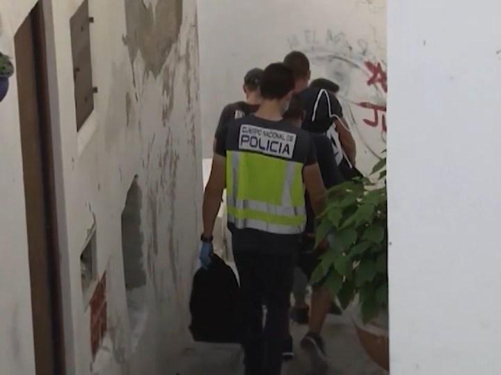 30/07/2020 Dos detinguts en una operació antidroga a Eivissa