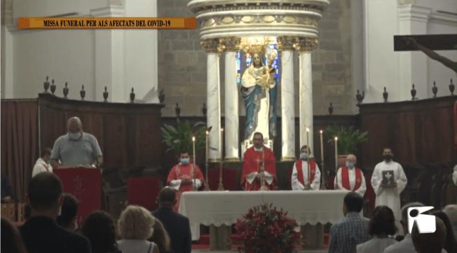 24/07 Missa solemne en honor a les víctimes de la COVID-19
