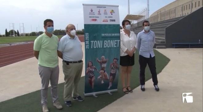 12/08/2020 Els millors atletes al meeting Toni Bonet