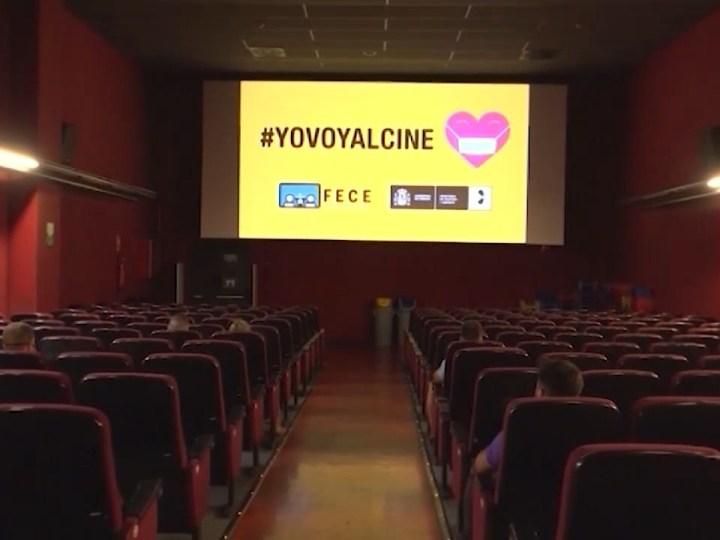 26/08/2020 Torna el cinema a Eivissa
