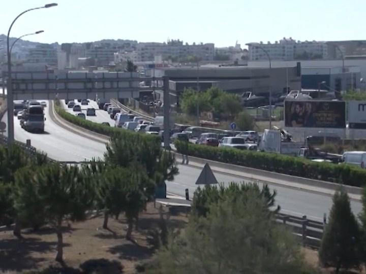 22/09/2020 A Eivissa hi ha més cotxes que persones