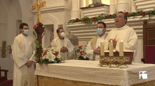 29/09/2020 Sant Miquel celebra el seu patró pendent de la pandèmia
