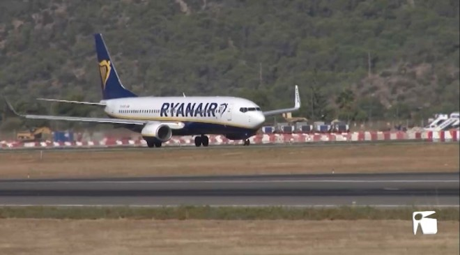 01/10/2020 Ryanair redueix vols amb Eivissa