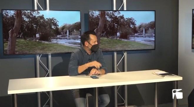 22/10/2020 Rafa Ruiz repassa l'actualitat de Vila al BNP